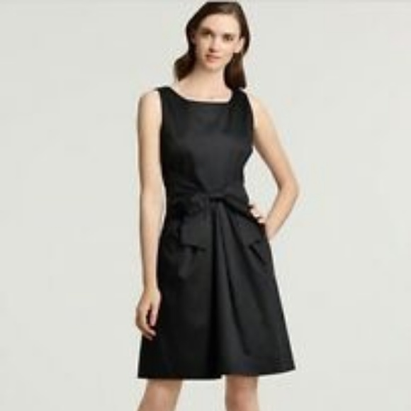kate spade Dresses & Skirts - Kate Spade Black Dress with Bow Accent - Size 2